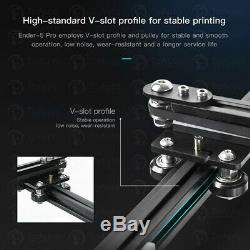 Original Creality 3D Ender 5 Pro FDM 3D Printer 1.75 Double Y-Axis High Quality