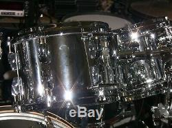 Pearl Reference Series-Masters select shells-6 pc Mirror Chrome- New & Mint