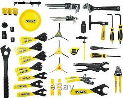 Pedro's Bench Apprentice Tool Kit Set 55 Pieces Pro Bike Shop Quality