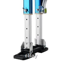 Pentagon Tool Professional 24-40 Blue Drywall Painter Stilts Highest Quality
