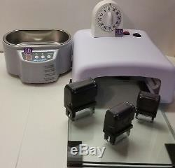Photopolymer Stamp Kit Make Professional commercial and art quality stamps-DIY