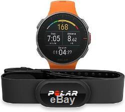 Polar Vantage V Pro Sport Watch with H10 Heart Rate & Precision Prime Orange