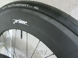 Prime Black Edition Carbon SL Race Bike TT Wheels Wheelset enve Cosmic mavic Pro
