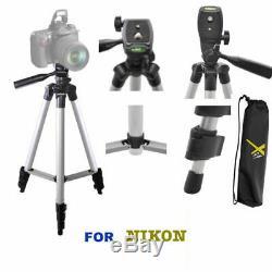 Pro 500-1000mm Telcopic Lens + Backpack For Nikon D3100 D3200 D3300 D5000 D5100
