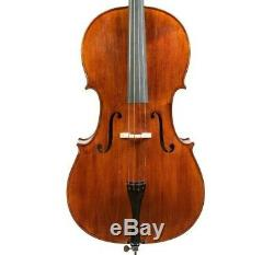 Professional Cello Stradivari 4/4 Handmade from High Quality Solid Wood #7
