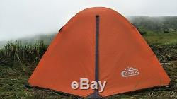 Professional High Quality Four Seasons Mountaineering Tent for 3 persons-Camppal