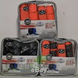 Professional's Choice Ventech Elite 360 Protection 4 Pack Sports Medicine Boots