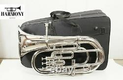 Professionals Euphonium 4 Valves Nickel Expert's Choice with Hard case & MP
