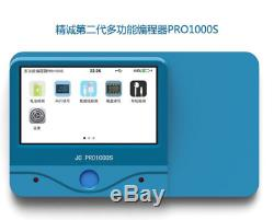 Quality JC PRO 1000S Programmer for iPad iPhone NAND Flash Repair Re-write Read