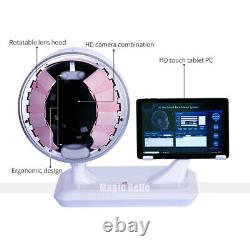 Quality professional face skin analyzer beauty machine Store test information