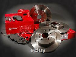 Range Rover Sport Discovery Mk3 Mk4 Front And Rear Brembo Brake Discs And Pads