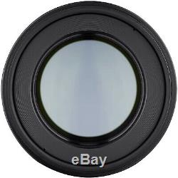 Rokinon 85mm F1.4 AF Full Frame Prime Lens for Canon EF Mount Pro Accessory Kit