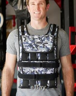 S pro adjustable weight vest premium quality best for any strength training. NEW