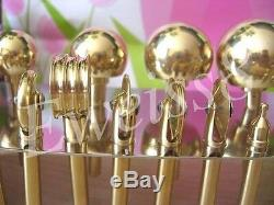 SALE! 16 High Quality Professional Millinery Flower Making Tools +Soldering iron