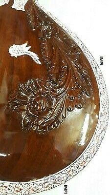 SITAR, professional concert quality, hand made Ravi Shankar style with fiber box