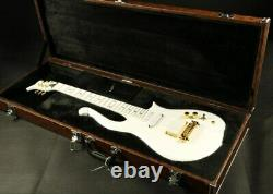 Sh coveded pickup quality white prince electric guitar guitarra free shipping