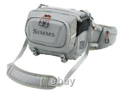 Simms Closeout G4 PRO Hip Pack Boulder, Select Sizes
