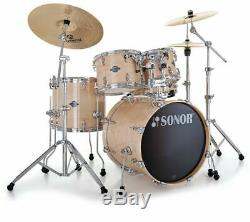 Sonor Select Force Stage 3 5-piece Shell Pack, Natural FREE SHIPPING