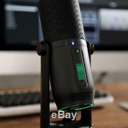 Studio Microphone Professional Quality Streaming Recording Mic USB Condenser