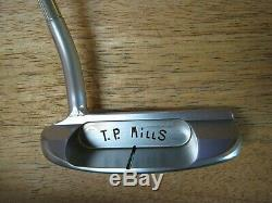 T. P. Mills Huey Select Custom Putter 33 350g golf pride pro only grip, TP HC