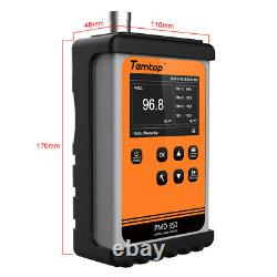 Temtop Aerosol Dust Monitor PMD 351 Professional Air Quality Particle Counter