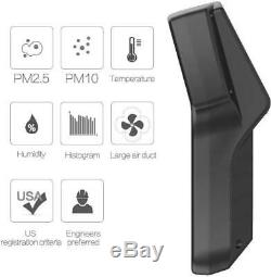 Temtop Airing-1000 Professional Laser Air Quality Monitor PM2.5/PM10 Detector
