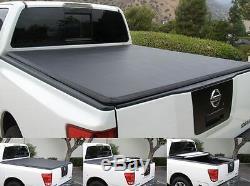 Tonno TriFold Cover 2007-2013 Toyota Tundra 5'5 Bed Quality Folding Pro Tonneau