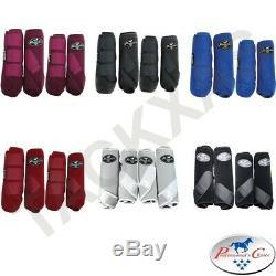 U-Medium Professional Choice Smb3 Sports Medicine Horse Boots Set Of 4 U-M-VX