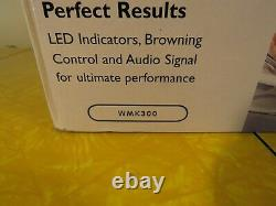 WARING PRO WMK300 Professional Quality Belgian Waffle Maker NEW IN BOX