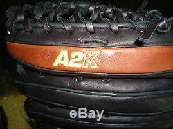 Wilson A2k Ot6 Pro Stock Select Baseball Glove A2k0bbgot6 12.75 Rh $359.99